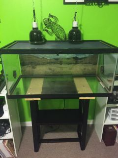 Reptile Housing and Accessories