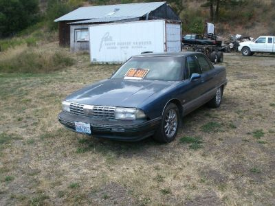 1991 Olds 98