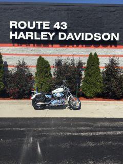 2004 Harley-Davidson Sportster XL 1200 Custom Sport Motorcycles Sheboygan, WI