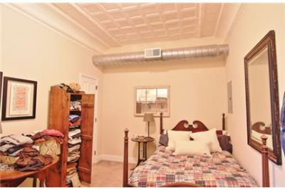 1 bedroom Apartment - A former brick lodge hall.