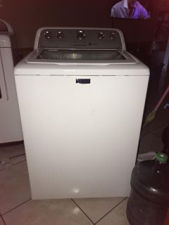 Maytag was her