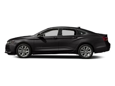 2017 Chevrolet Impala LT (Black)