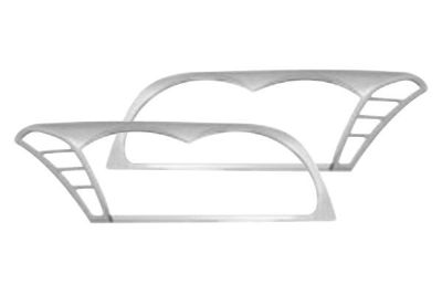 Sell SES Trims TI-HL-105 Dodge Caliber Headlight Bezels Covers Chrome Ring Trim 3M motorcycle in Bowie, Maryland, US, for US $77.00