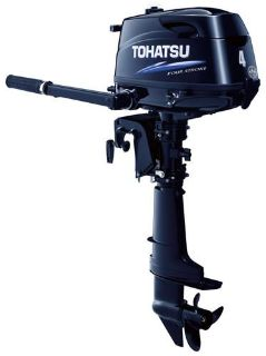 "Purchase TOHATSU 4 HP 4 STROKE OUTBOARD MOTOR TILLER 20"" SHAFT ENGINE NEW IN BOX! motorcycle in Millsboro, Delaware, US, for US $1,159.99"