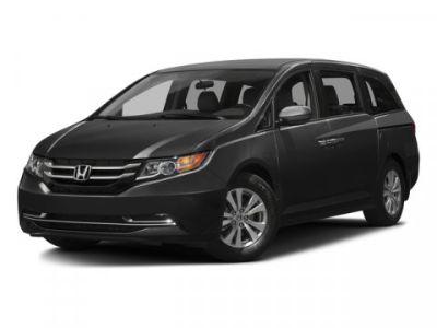 2016 Honda Odyssey EX (Modern Steel Metallic)