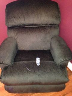 Lazyboy Recliner with built-in Massager