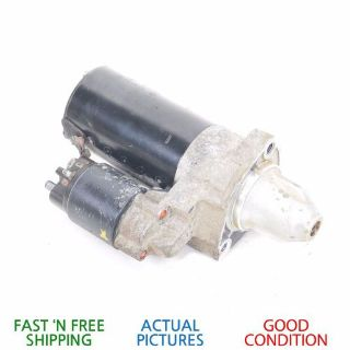 Sell 2003 - 2006 MERCEDES W220 S500 ENGINE / MOTOR STARTER BOSCH - OEM motorcycle in Palm Coast, Florida, United States, for US $29.99