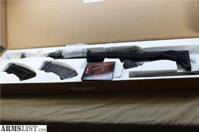 For Sale: Czechpoint Import Vz.58 Tactical 5.56mm NATO Rifle Czech Milled Adj stock rail CZ VZ58 CZ58 VZ2008 AK