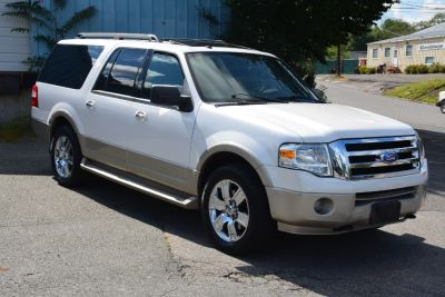2010 Ford Expedition EL Eddie Bauer (Oxford White)