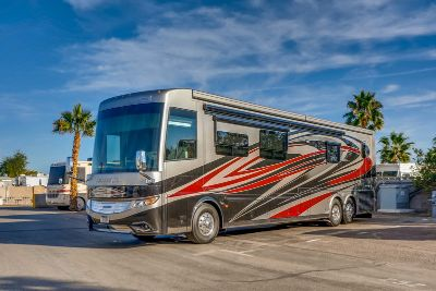 2016 Newmar London Aire 4519