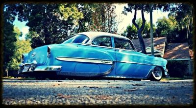 1954 Chevy Bel-Air MIld Custom!