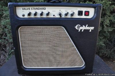 Epiphone Valve Standard Electric Guitar Amplifier