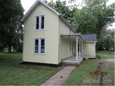 3 Bed 1 Bath Foreclosure Property in Findlay, OH 45840 - Central Ave