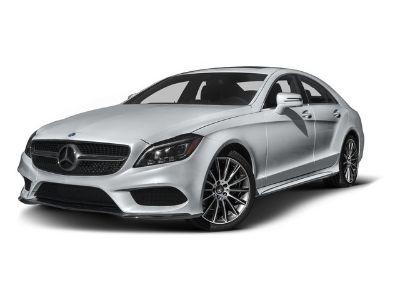 2016 Mercedes-Benz CLS CLS 400 (BLACK)