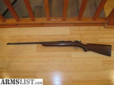 For Sale/Trade: Winchester Model 67 Single Shot 22 S, L, LR