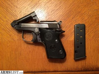 For Sale: Beretta 950 .25