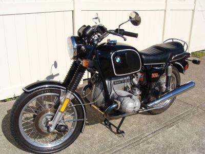 1976 BMW R90/6 Street / Supermoto Motorcycles Lithopolis, OH