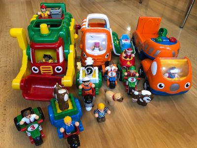 WOW toys lots