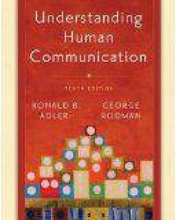 $40 Textbook: Understanding Human Communication .. [phone removed]