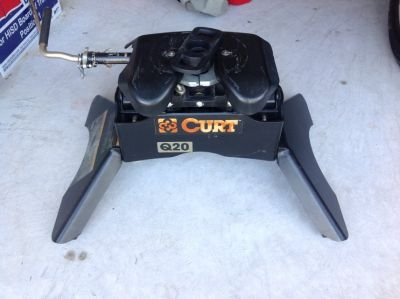 Curt Q20 5th Wheel Hitch