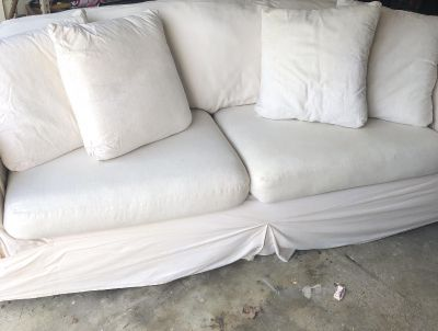 POTTERY BARN SOFA/COUCH