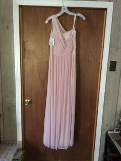 Bridesmaid dress never worn picked up 2 weeks ago and the wedding was called off