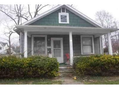 2 Bed 1 Bath Foreclosure Property in Washington Court House, OH 43160 - E Newberry St