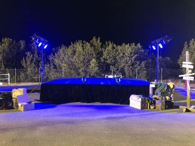 Event Lighting Rental in Los Angeles