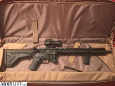 For Sale: Spikes tactical Jack AR 15