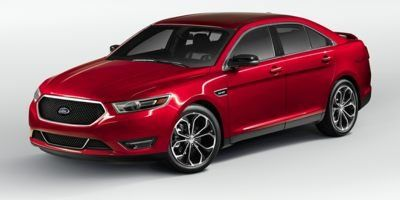 2015 Ford Taurus SHO (Ruby Red Metallic Tinted Clearcoat)