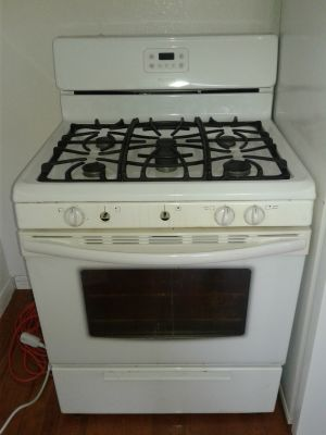 Gas Stove for Parts