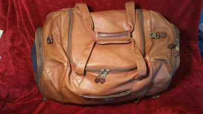 Finley tooled carryon