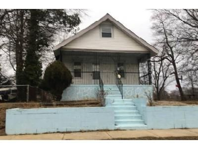 3 Bed 1 Bath Foreclosure Property in Camden, NJ 08105 - N 33rd St