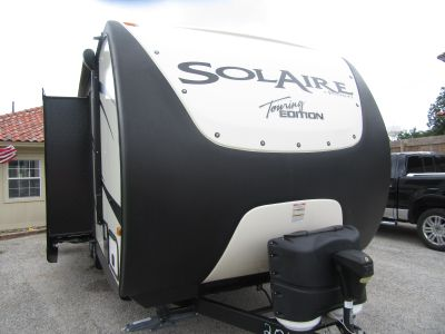 """2016 Forest River SOLAIRE """"TOURING EDITION"""" 220DSFB"""