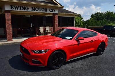 2015 Ford Mustang EcoBoost Premium (Race Red)