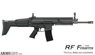 """For Sale: FNH SCAR 16S Black, 5.56/.223, 16"""" Barrel 30 Rd Mag"""