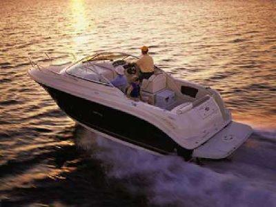 """250 (26'3"""") Sea Ray Amberjack 2007"""