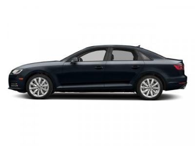 2018 Audi A4 Tech Premium Plus (Moonlight Blue Metallic)