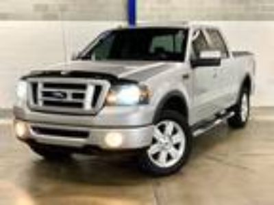 2008 Ford F-150 FX4 5.4L Flex Fuel V8 300hp 365ft. lbs.