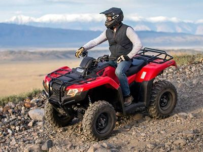 Looking for used ATV's