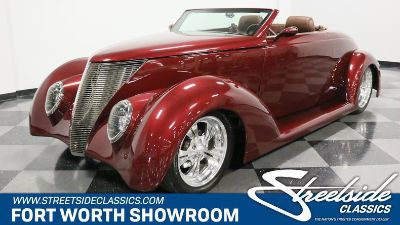 1937 Ford Cabriolet Wild Rod Roadster
