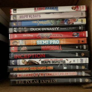 Pick your DVD Movie
