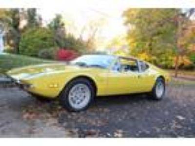 1972 DeTomaso Pantera 351ci Cleveland V8 Original