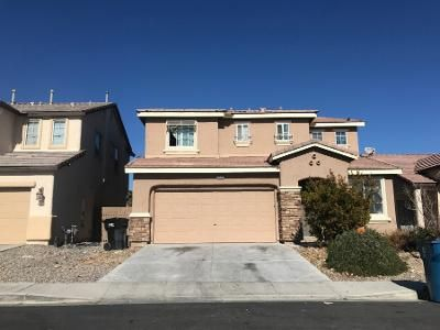 4 Bed 3 Bath Preforeclosure Property in North Las Vegas, NV 89081 - Prairie Orchid Ave