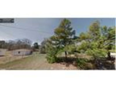 4 Lots for Sale in Pine Bluff, AR
