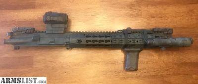 For Sale: Knight's Armament & Aero Precision Complete Upper Receiver