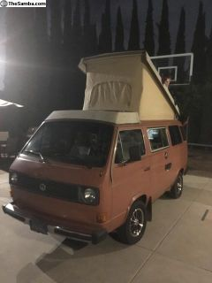 1982 VW Westfalia