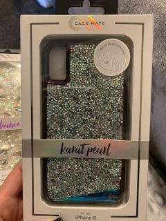 Casemate IPhone X Bling Case