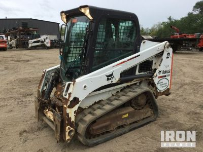 2014 (unverified) Bobcat T450 Compact Track Loader