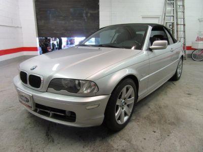2002 BMW 3-Series 325Ci (Silver)